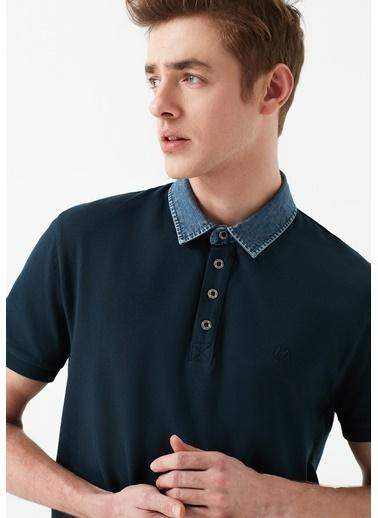 Mavi  Polo Tişört Mavi